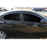 Aleta Bota Agua Negra Hyundai Accent Rb 2011-2018