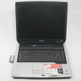 Notebook Toshiba Satellite Celeron 2.60ghz 1,25gb Hd80gb