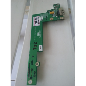 Placa Power Jack Acer Aspire 3680 Zr1, Produto Original