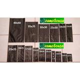 Saco Saquinho Plástico Para Mudas 8x15 100 Un