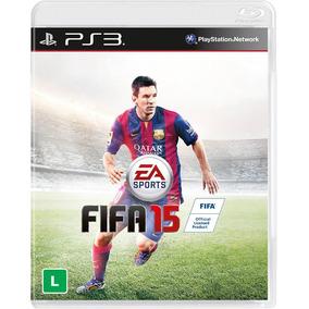 Fifa 15 Ps3 Jogo Original Mídia Física Totalmente Português