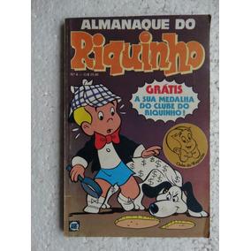 Almanaque Do Riquinho Nº 6! Rge Dez 1979!