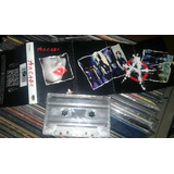 Cassette Tapes Rock Metal