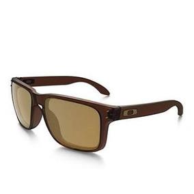 Óculos De Sol Oakley Holbrook Polarizado Marrom Lente Bronze ... fdace7d7da