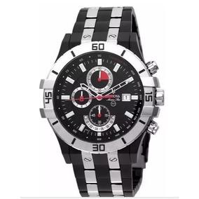 Relógio Bulova Marine Star Chrono Wb30999t - Usado