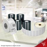 Suministros Etiqueta Cinta Ribbon Impresora Zebra Honeywell