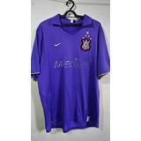 Camisa Azul Com Roxa Do Corinthians no Mercado Livre Brasil 9015c0be7eb5d