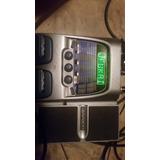 Pedalera Multiefecto 40 Sonidos, 40 Ritmos Bateria 7045 1490