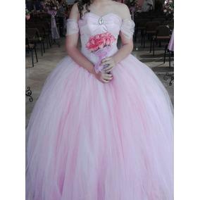 Vestido Xv Años Rosa