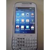 Samsung Chat B5330 Blanco Liberado