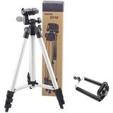 Tripode 102cm Para Camara Celular 3110a Fotografia Video