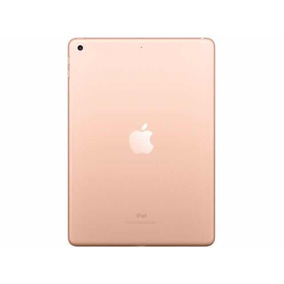 Ipad 6 Apple 32gb Dourado Tela 9.7 - Retina -proc. Chip A10