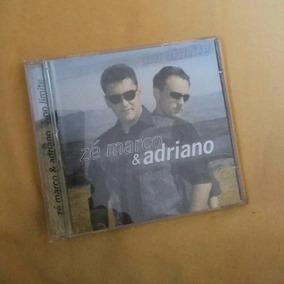 Cd: Zé Marco E Adriano (no Limite).