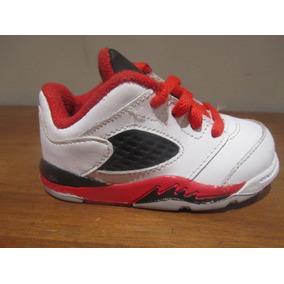 pretty nice e488d e265b Nike Air Jordan 5 Retro Infante Talla 11 Cm Autenticos C217