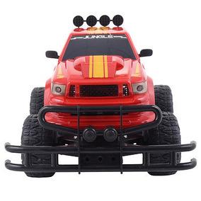 Eléctrico 1/10 4ch Rc Monster Truck Control Remoto Coche