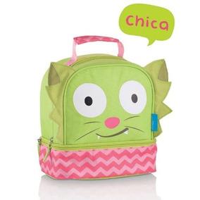 Lancheira Infantil Gatinha Chica Baby