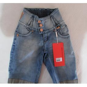 Bermuda Edex Jeans Tamanho 38 (vício Fatal)