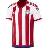 Camisa Do Paraguai Seleção Paraguay Paraguaia Nova Futebol fe53be2290a0a