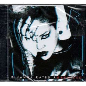 Cd Rihanna Rated R - Remixed