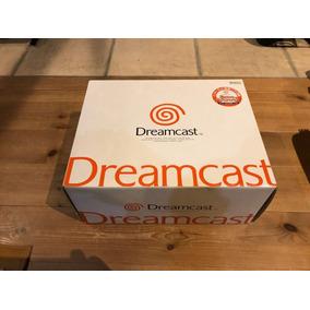 Sega Dreamcast Hkt-3000 Japonês Novo Lacrado