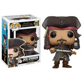 Funko Pop Jack Sparrow #273 Piratas Del Caribe Regalosleon