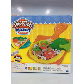 Play-doh Festa Da Pizza Ref B1856