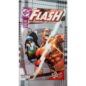 Flash - Ponto De Fuga - Ed. Mythos