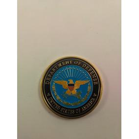 Moeda Militar Comemorativa Americana Usa - The Pentagon