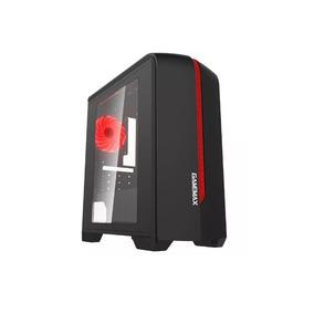 Gabinete Gamer Gamemax H601 Micro-atx Nuevo Factura A
