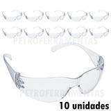 Óculos De Proteção Contra Impacto Incolor no Mercado Livre Brasil 9586482bb9