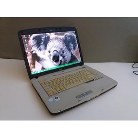 Notebook Acer Aspire Intel Celeron 2gb + 120gb Hd Win 7