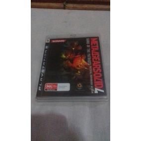 Metal Gear Solid 4: Gun Of The Patriots   Ps3