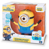 Minion Stuart Bailarin Original Next Point Habla Baila Canta