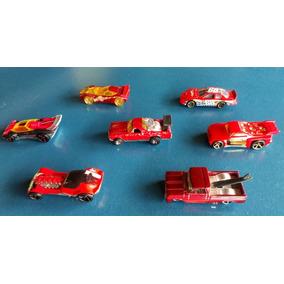 Coleção Hotweels Modelos Antigos Kit4 Semi-novos