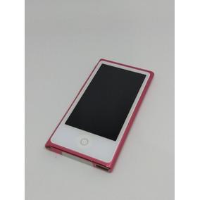 Ipod Nano 7 16gb Bluetooth Rosa Rádio Fm - Usado - Df0gm