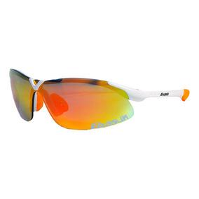 7d0cf6bdd1b Óculos De Sol Eassun X-light - Branco Brilhante Com Lente Ve