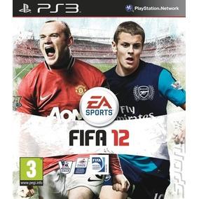 Jogo Fifa 12 Playstation 3 Ps3 Mídia Física Game Futebol