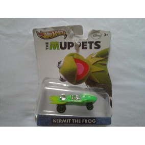 Hot Wheels Retro The Muppets (kermit The Frog)
