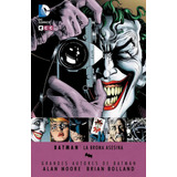 Batman The Killing Joke Deluxe Edition Español Pasta Dura