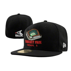 Gorra New Era Chicago White Sox Conmemorativa Comiskey Park 62998dd74f2