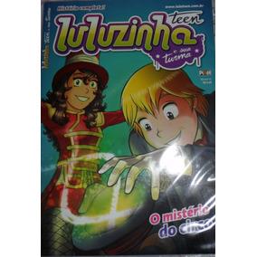 Revista Luluzinha Teen 32 - O Mistério Do Circo