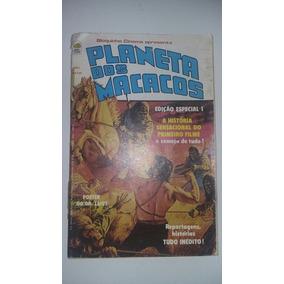 Planeta Dos Macacos Ed Especial Número 1 Anos 70