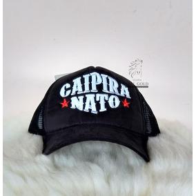 Bone Caipira Nato - Bonés para Masculino no Mercado Livre Brasil ea468eaafca