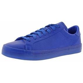 meet d35a5 77555 adidas Originals Mens Courtvantage Adicolor Moda Zapatillas