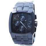 ed8967230c07 Diesel Cronógrafo Para Hombre Con Esfera Negra Y Reloj Dz42