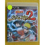 Naruto Shippuden Ultimate Ninja Storm 2 Ps3 Play Magic