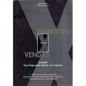 Livro Marketing Versus Vendas