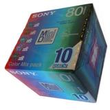 Sony 80-min Minidisc 10-pack Up Shop