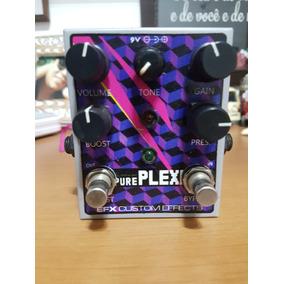 Pureplexi Efx - Distorção Drive Marshall Plexi