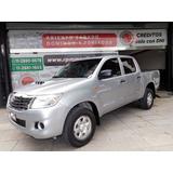 Toyota Hilux 2.5 Cd Dx Pack 120cv 4x2 - H3 2015 Rpm Moviles